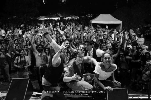 Bundan Celtic Festival 2016