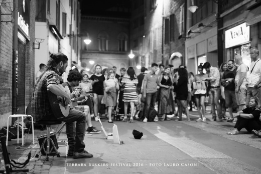 Buskers 2016