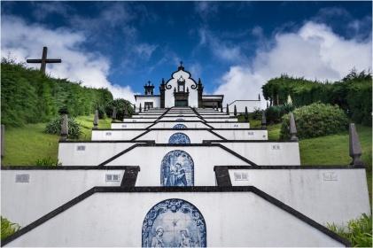 Chiesa N.S. De Consensau (isole Azzorre)