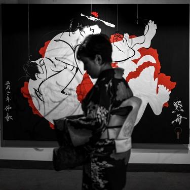 """SISYU.  """"Satori"""", la percezione dello spirito. (11/05/2018 -23/06/2018 )"""