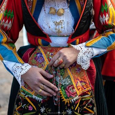 Orgosolo, Sardegna - Beata Vergine Assunta di Ferragosto