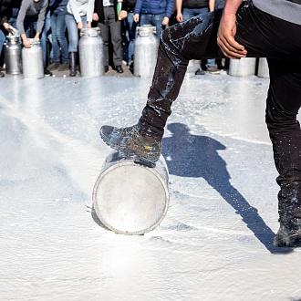 Protesta del latte, Nuoro 2019