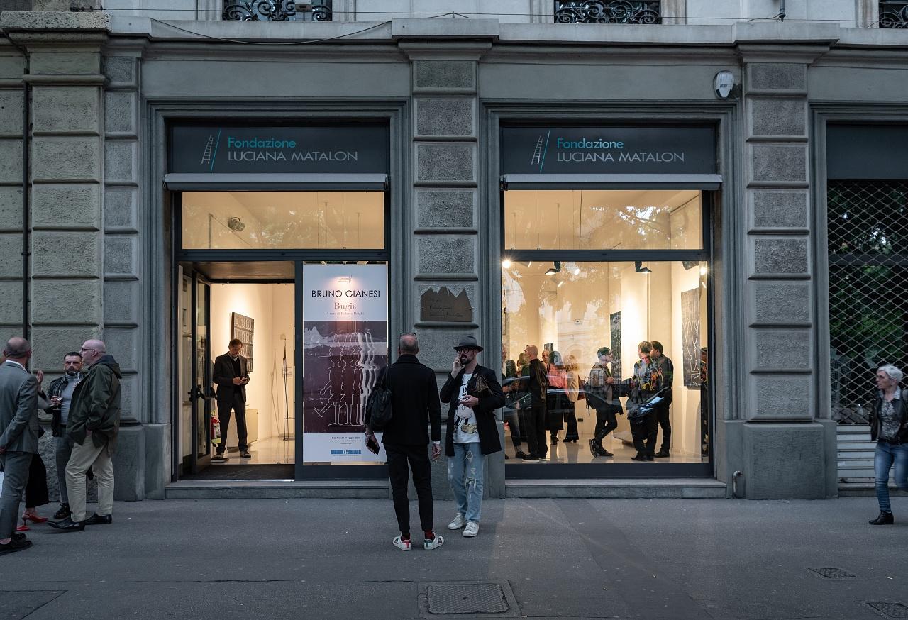 Bugie - Mostra personale di Bruno Gianesi