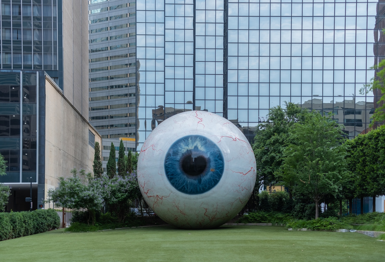 The Eye, Dallas - Texas