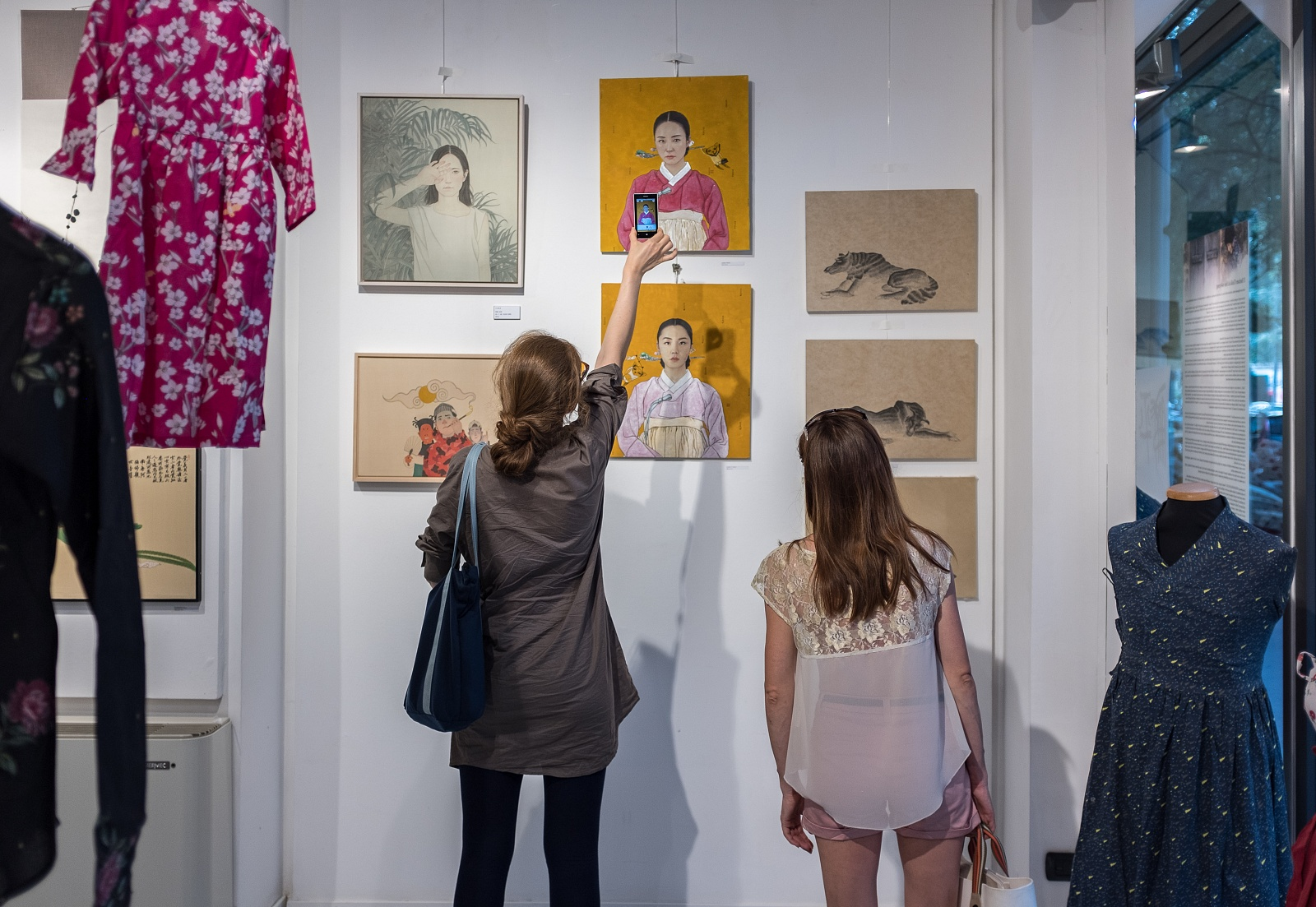 KOREAN WUNDERKAMMER - Mostre collettive di Su Muk e arte Min-hwa (03/07/2018 -21/07/2018 )