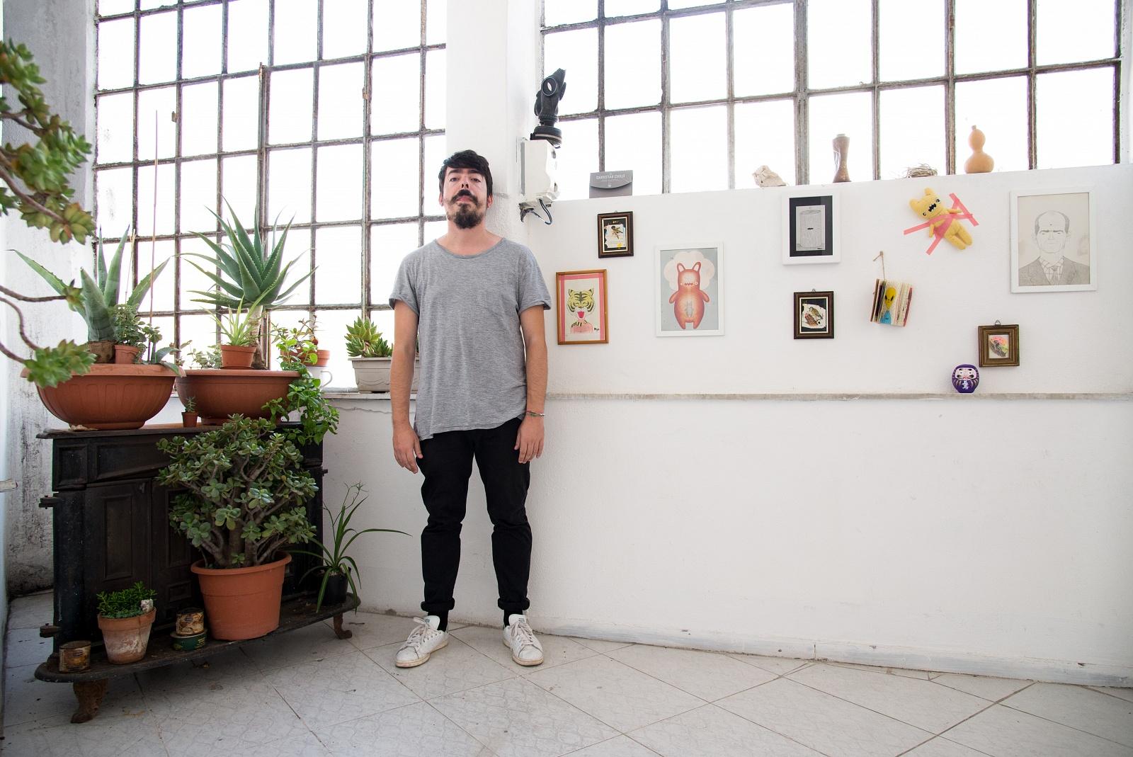 Gian Luca Marjani Marras, Artista